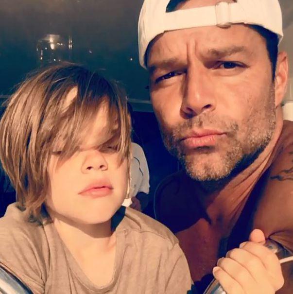 Ricky Martin, aspru criticat după o declarație controversată. A uimit pe toată lumea cu ce a mărturisit despre copiii lui