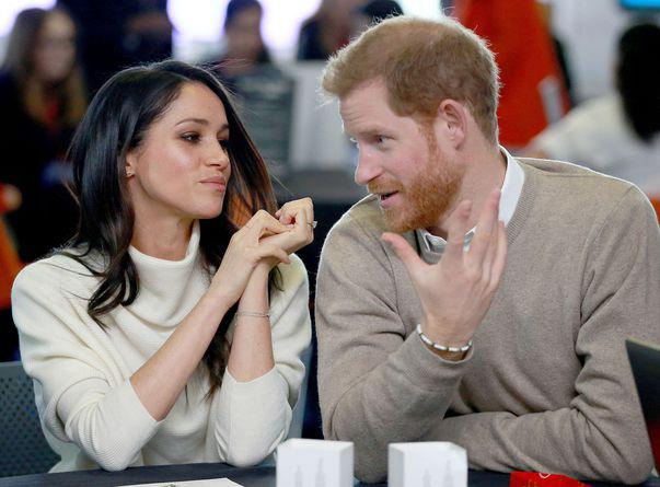 Harry Meghan Markle vacanta