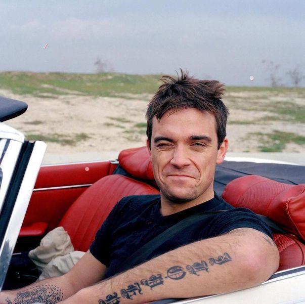 Robbie Williams Dumnezeu