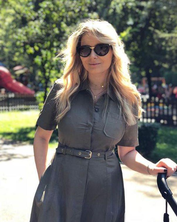 Laura Cosoi despre alaptatul in public