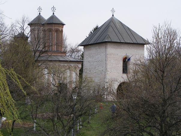 Mănăstirea Snagov, loc de taină pentru îngerii morții