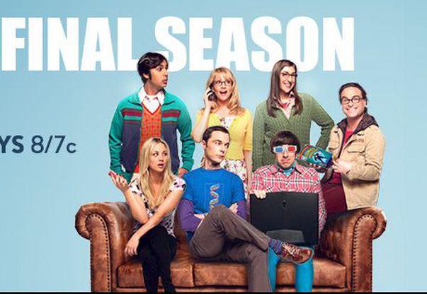 ultimul episod din Big Bang Theory