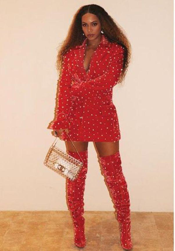 Beyonce si Blue Ivy