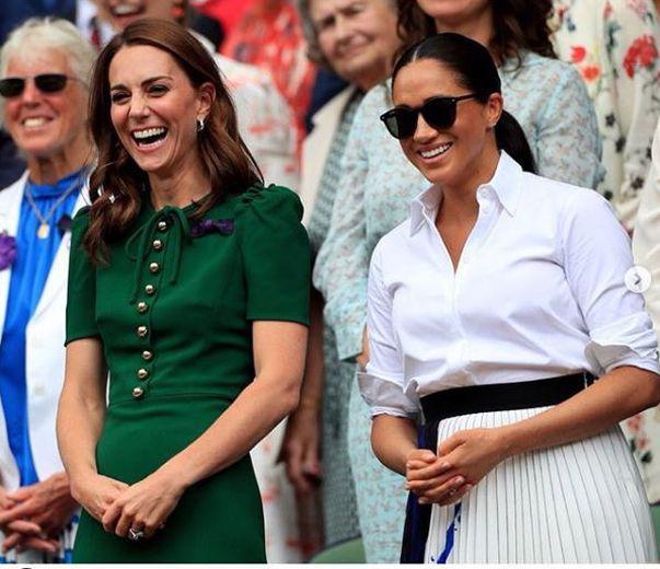 Kate Middleton, mesaj emoționant pentru Simona Halep după succesul de la Wimbledon. Ce i-a spus româncei