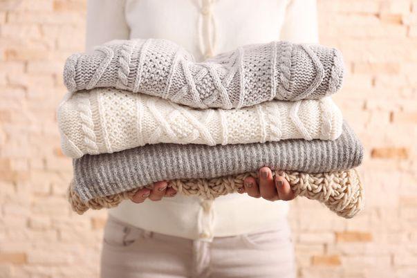 cum să folosești puloverele vechi