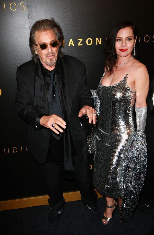 Al Pacino, parasit de iubita