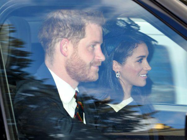 regina i-a invitat pe printul Harry si Meghan la biserica