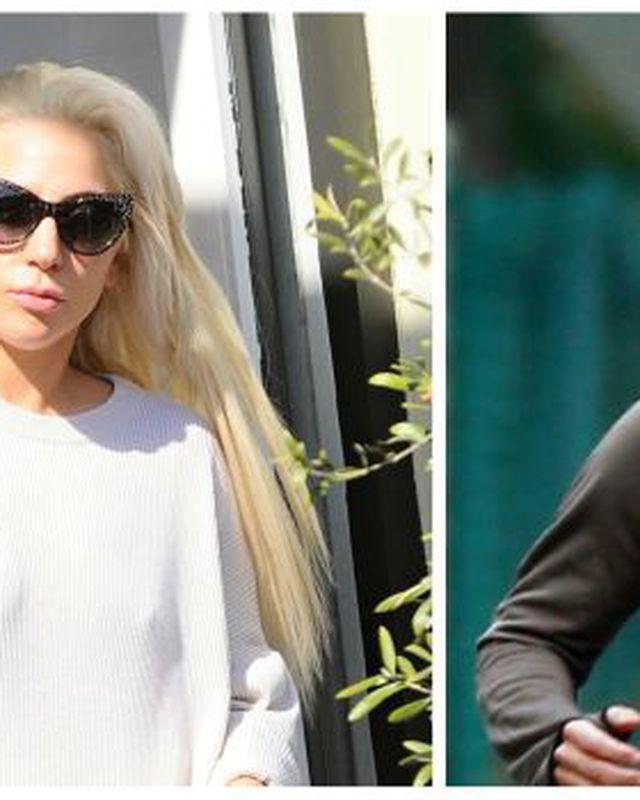 Lady Gaga și Bradley Cooper, surprinși în timp ce se sărută