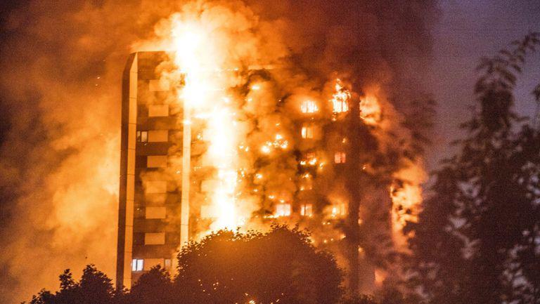 Ideea ei geniala i-a salvat familia din incendiul de la Grenfell Tower
