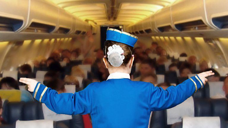 Spatii speciale in avion, in care copiii sa nu aiba voie?