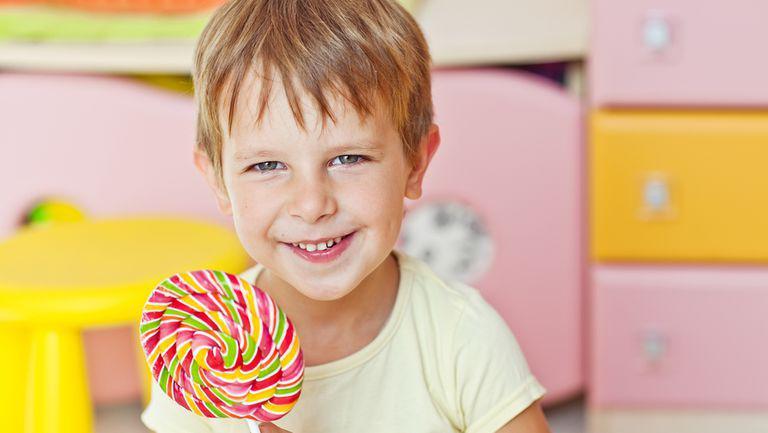 Cât de mult zahăr mănâncă un copil