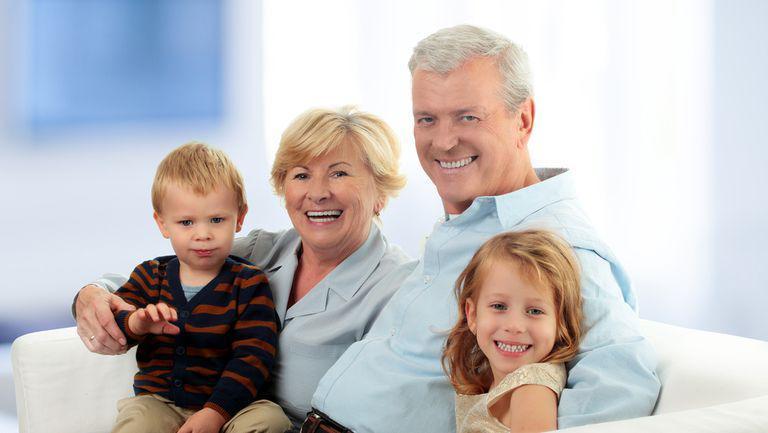 Bunicii pot fi egoiști?