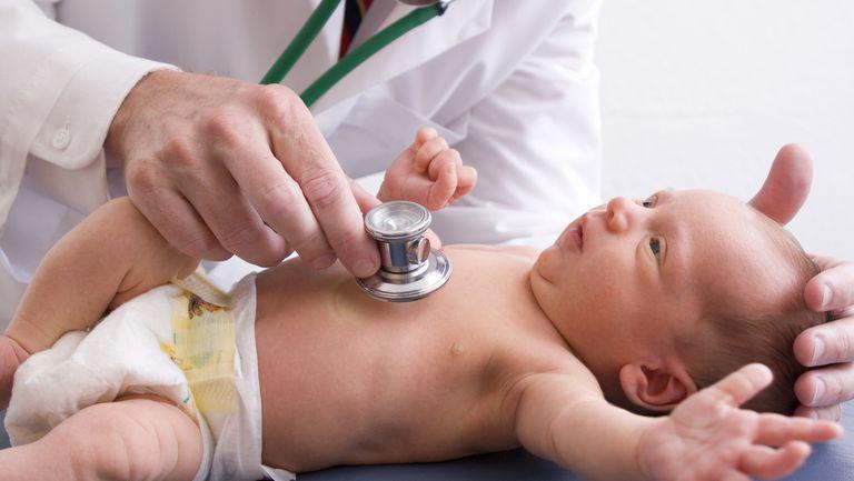 Boli cardiace congenitale la nou-născuți