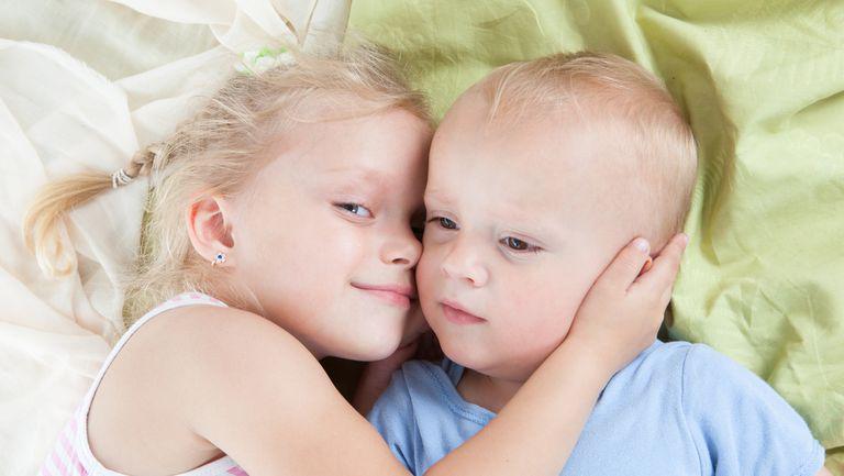 Prima iubire a copilului