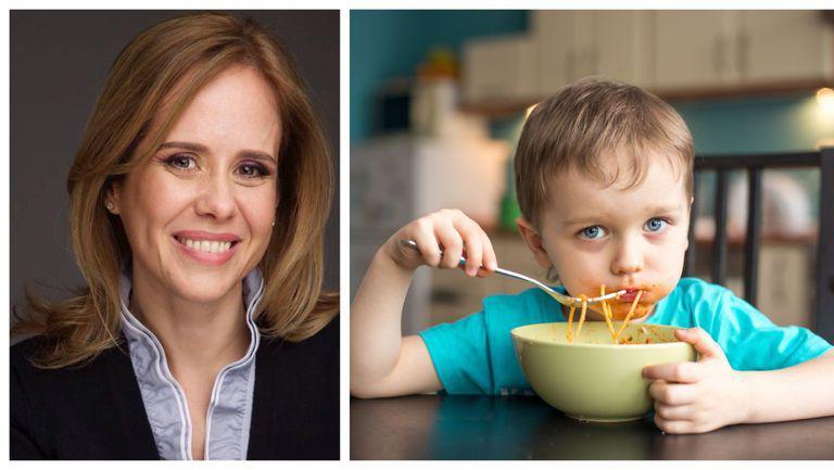 Nutritionistul Mihaela Bilic Greselile pe care parintii le fac atunci cand isi hranesc copiii