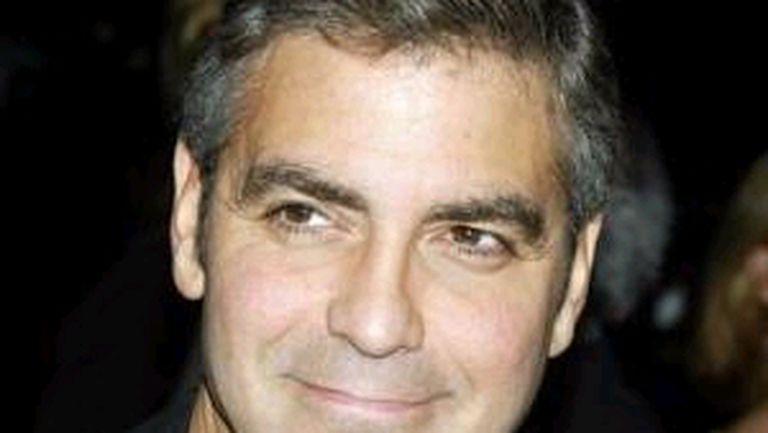 George Clooney – cel mai sexy barbat in viata