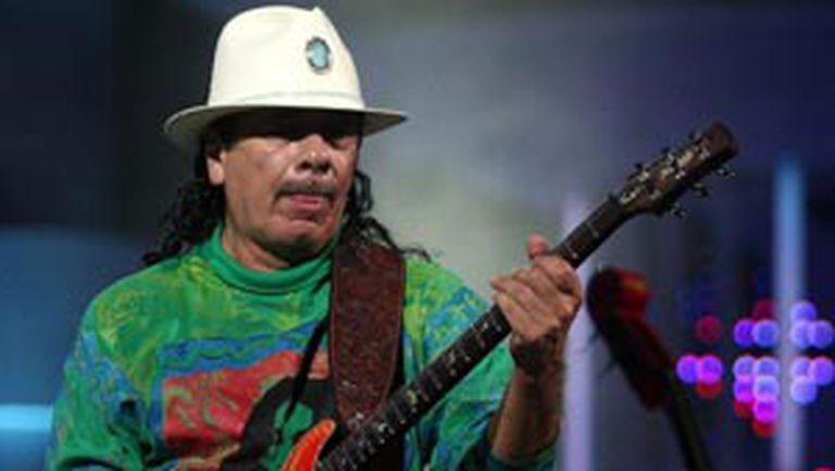 Santana va concerta la Bucureşti (video)