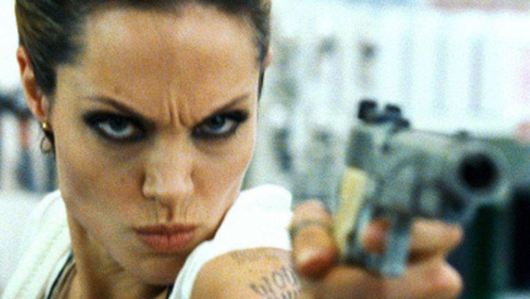 """Angelina Jolie, reînviată în """"Wanted 2"""""""