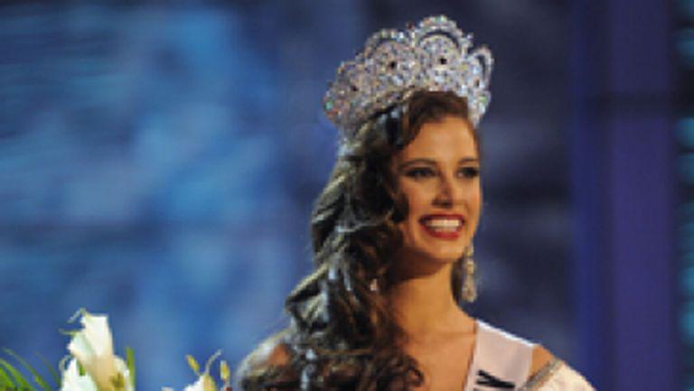 Venezuela câştigă, din nou, Miss Univers (galerie foto şi video)