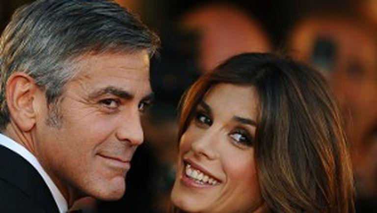Iubitele lui George Clooney