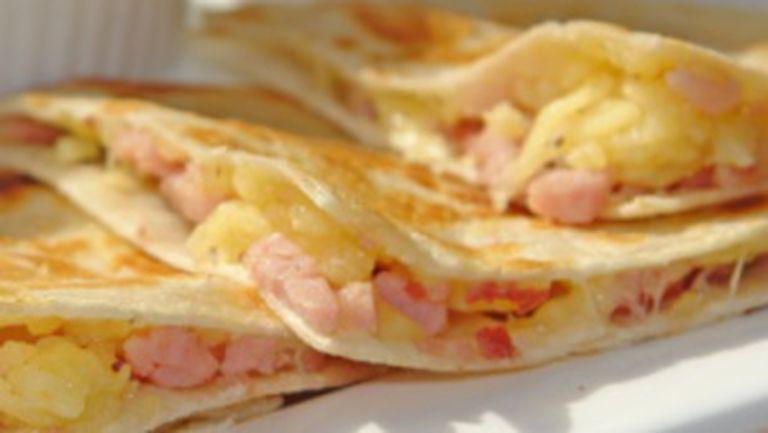 Quesadilla, un aperitiv mexican delicios