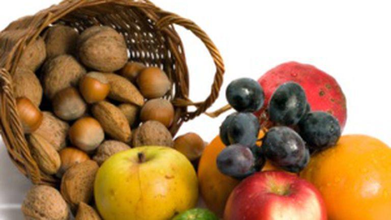 O gustare sănătoasă îţi dă energie