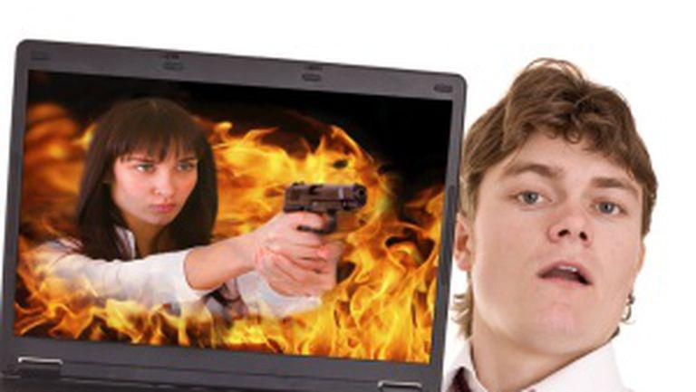 Jocurile pe calculator şi viaţa de cuplu