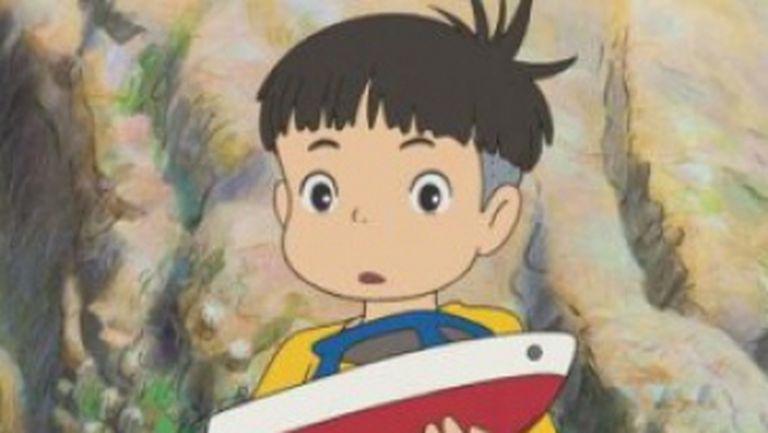 """""""Ponyo """", noul film de animaţie al lui Hayao Miyazaki"""