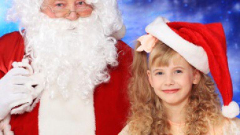 Relaţia magică dintre copil şi Moş Crăciun