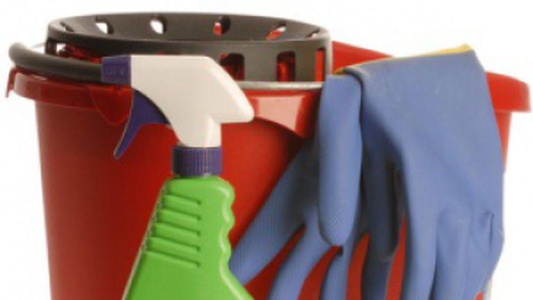 Curăţenie de sărbători cu soluţii non-toxice