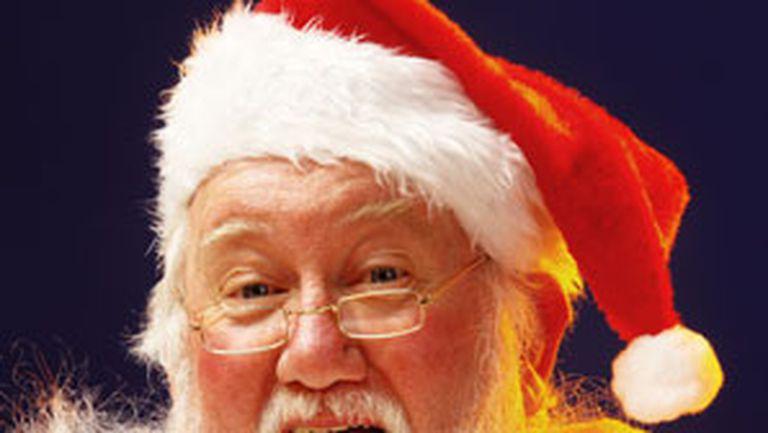 Povestea lui Moş Crăciun