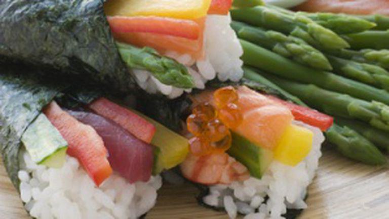 Temaki Sushi, natural şi armonios