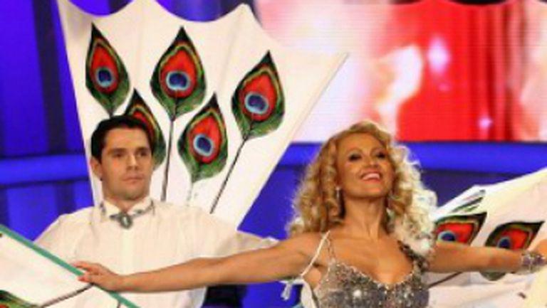 """Anamaria Ferentz, eliminată de la """"Dansez pentru tine"""""""
