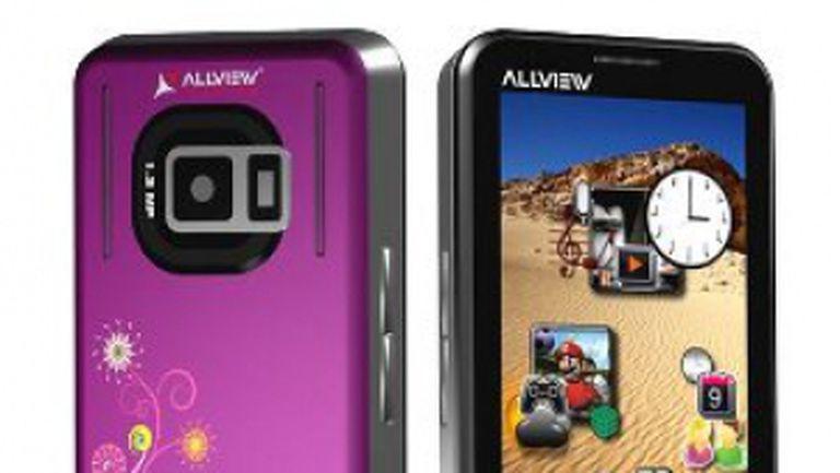 Allview E1 Tickle, un telefon cu personalitate