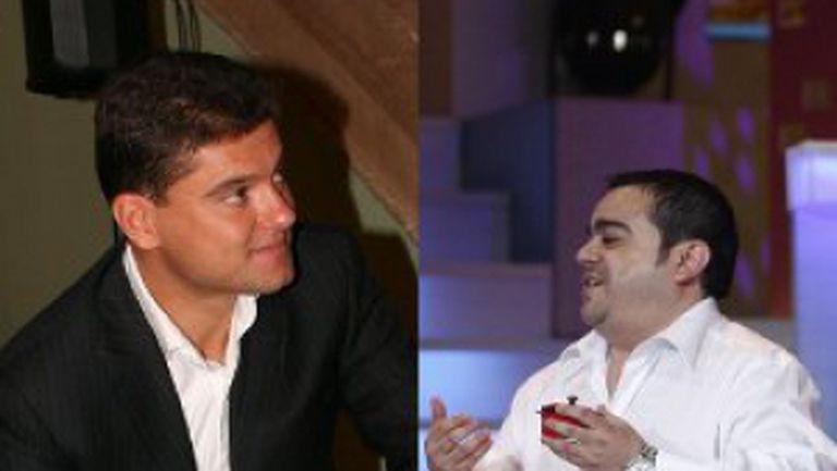 Întâlnire între Cristian Boureanu şi Adi Minune