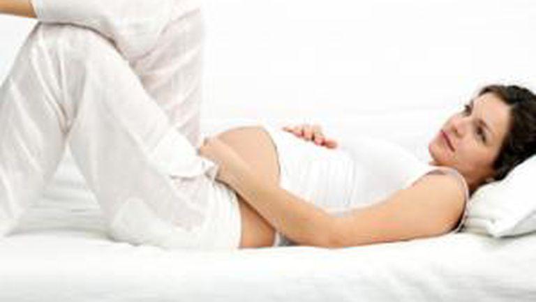 Cârceii în sarcină