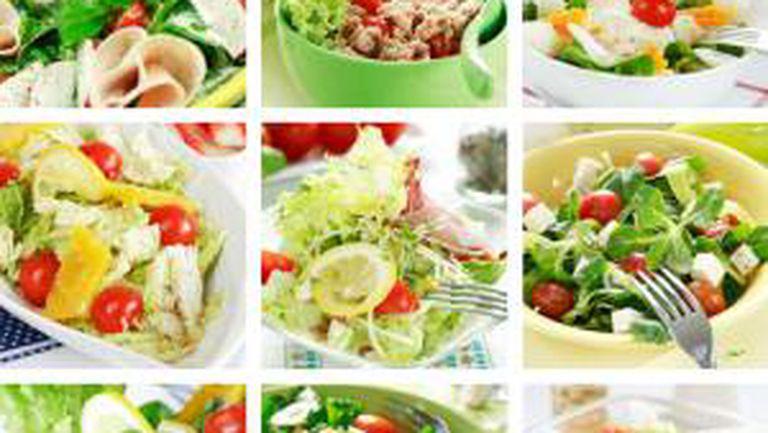 Slăbeşte cu dieta vegetariană!