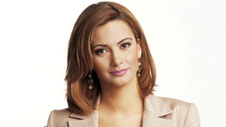 Andreea Berecleanu va prezenta Observatorul de seară