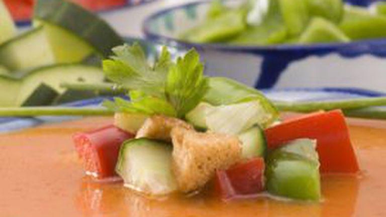 Cum gătim gazpacho