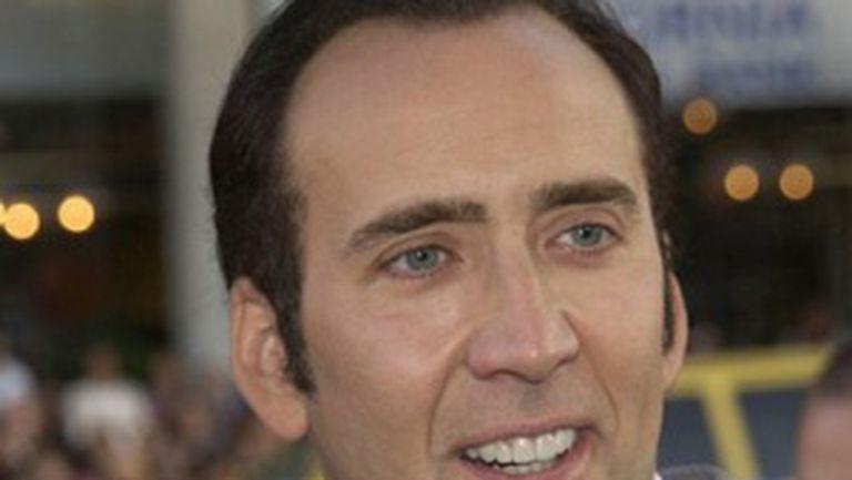 Nicolas Cage filmează şi se distrează în România