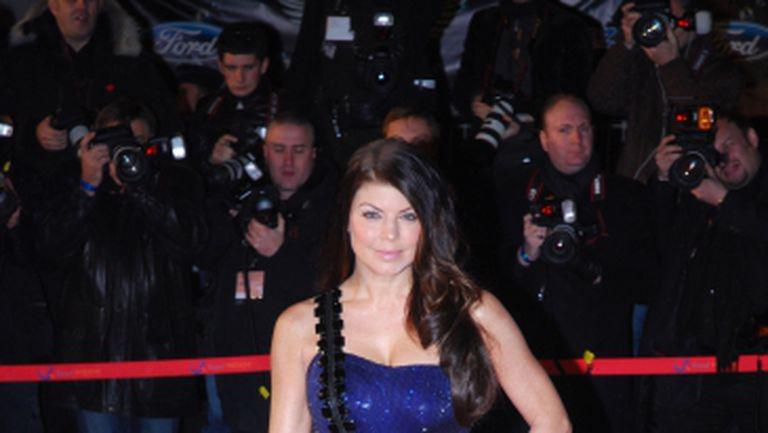 Interviu cu Fergie în exclusivitate pentru România