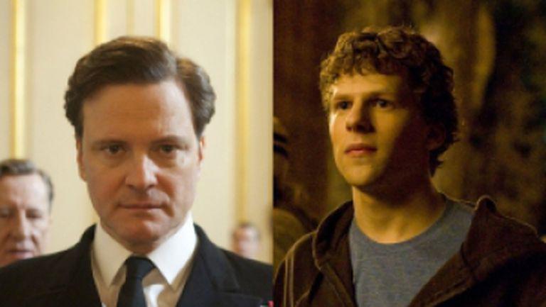 "Oscar 2011: ""The Social Network"" versus ""The King's Speech"""