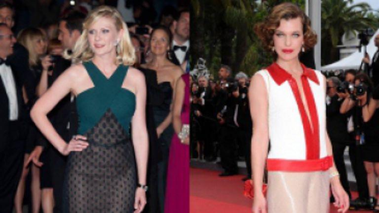 Cannes, ziua 8: Milla Jovovich şi alte apariţii rafinate