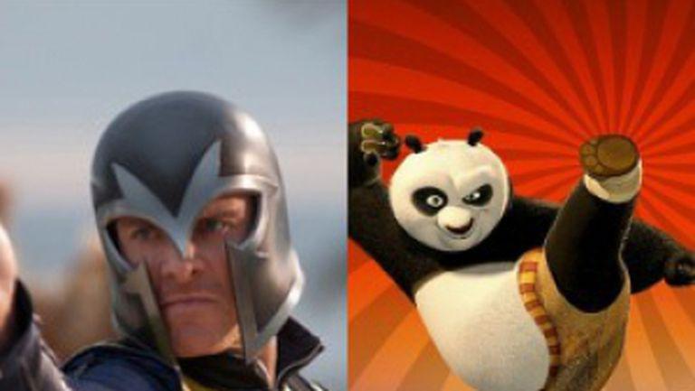 X-men:First Class sau Kung Fu Panda 2, tu ce alegi să vezi?