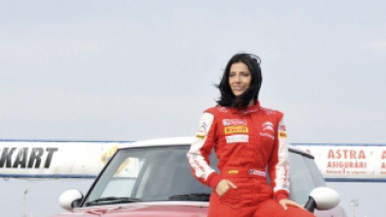 Video: Pilotul Alina Bunica te învaţă să conduci corect!