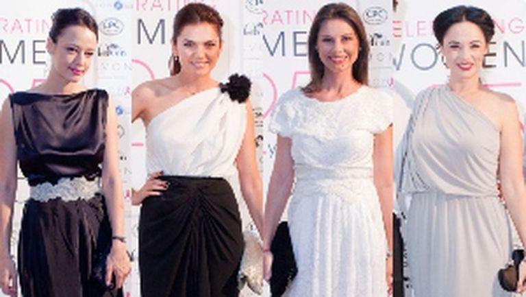 Cele mai frumoase rochii de la Gala Avon