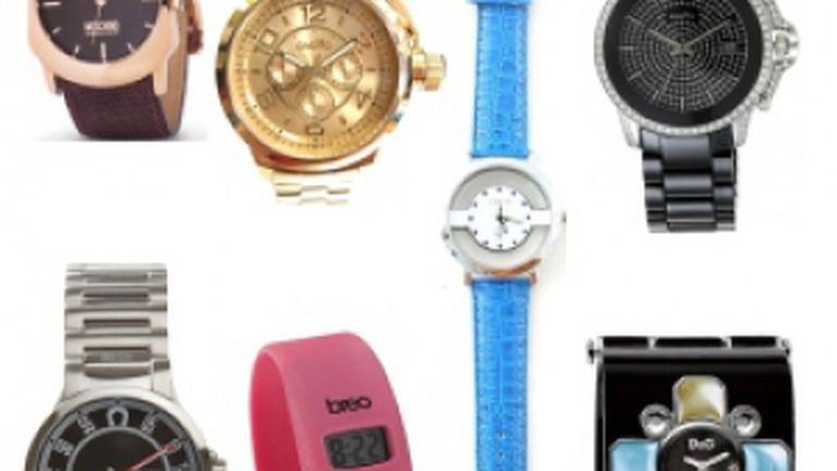 Shopping: 7 modele superbe de ceasuri