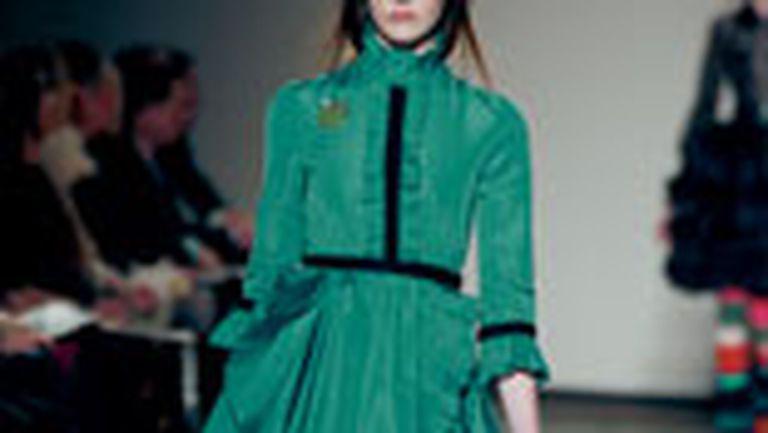 Trend alert: verde smarald