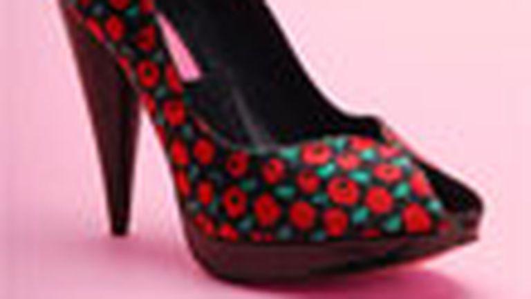 Scurt istoric al pantofilor platforma