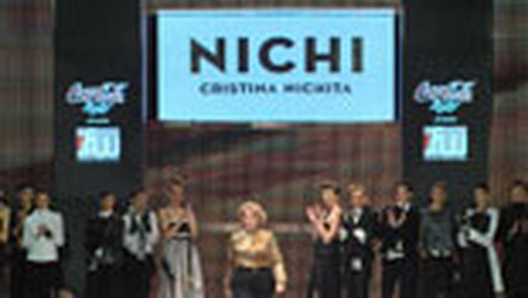 Cristina Nichita la Romanian Fashion Week